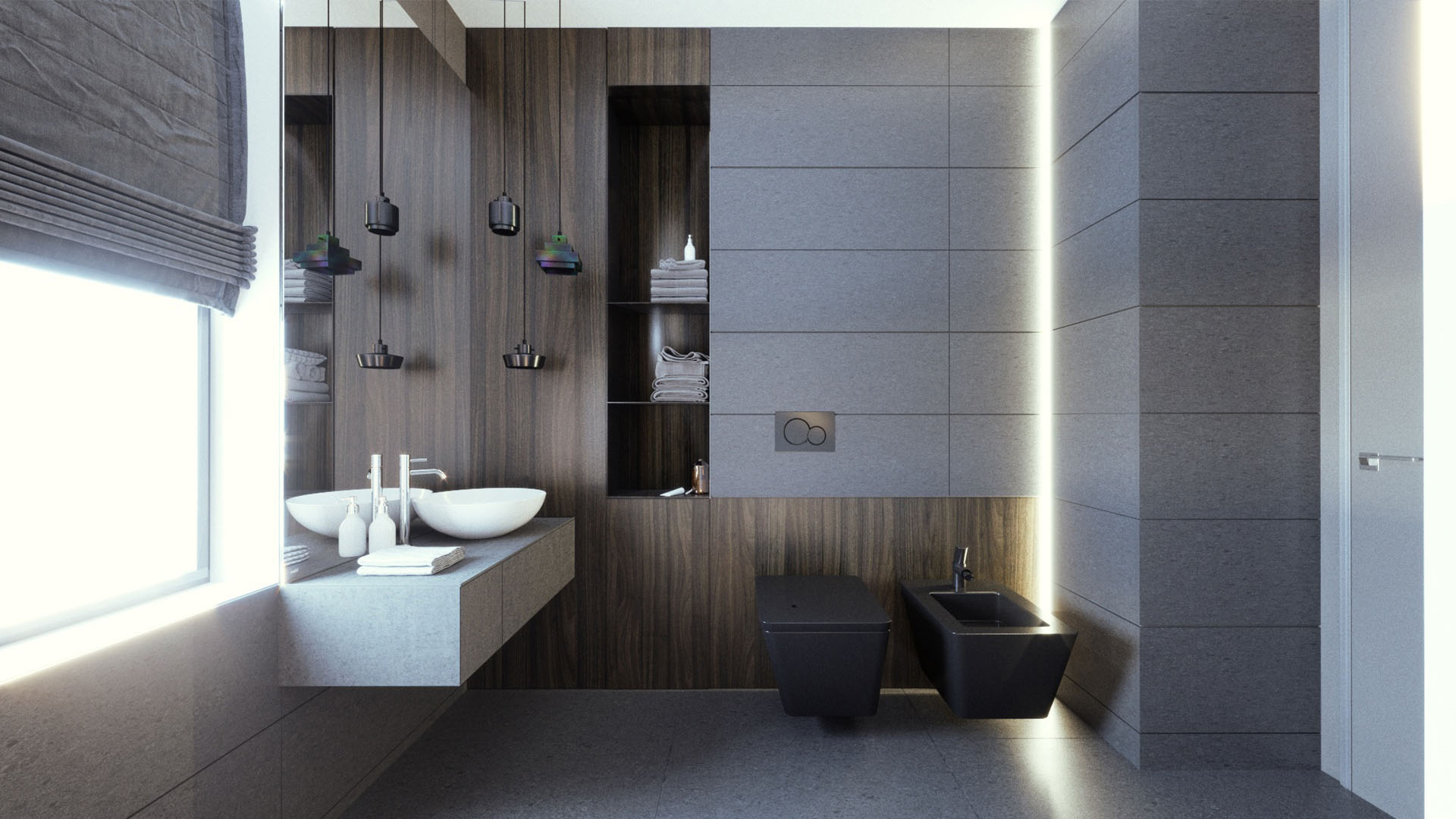 guesy bathroom design