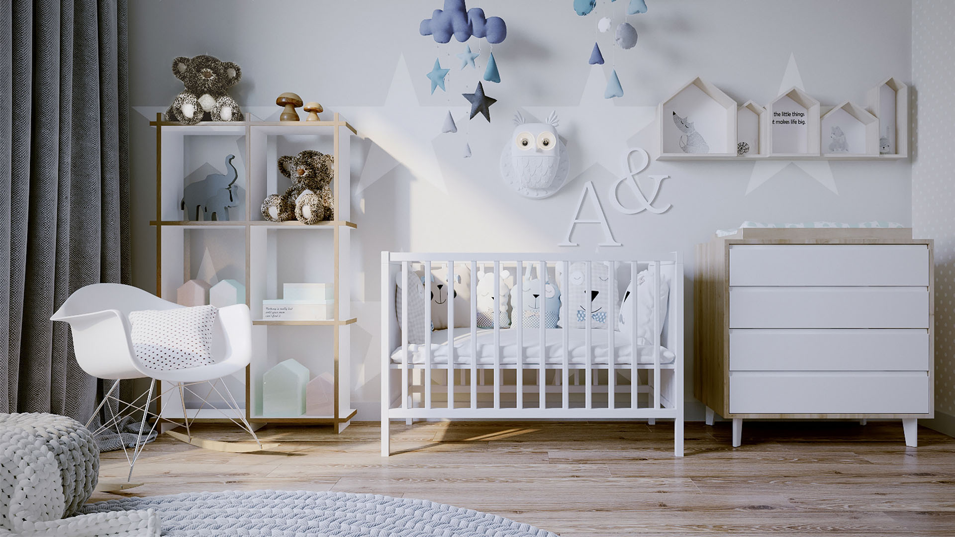 children's room design interior