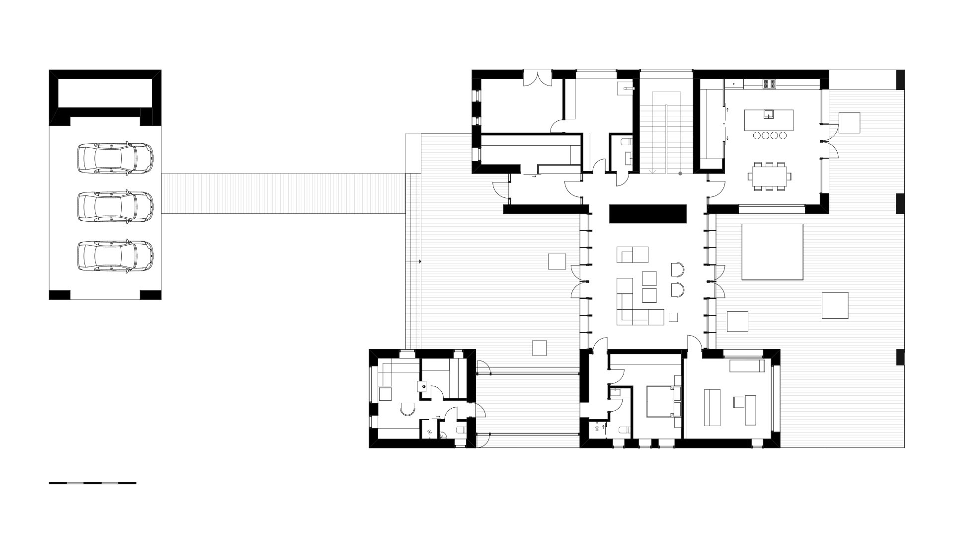 individual house project