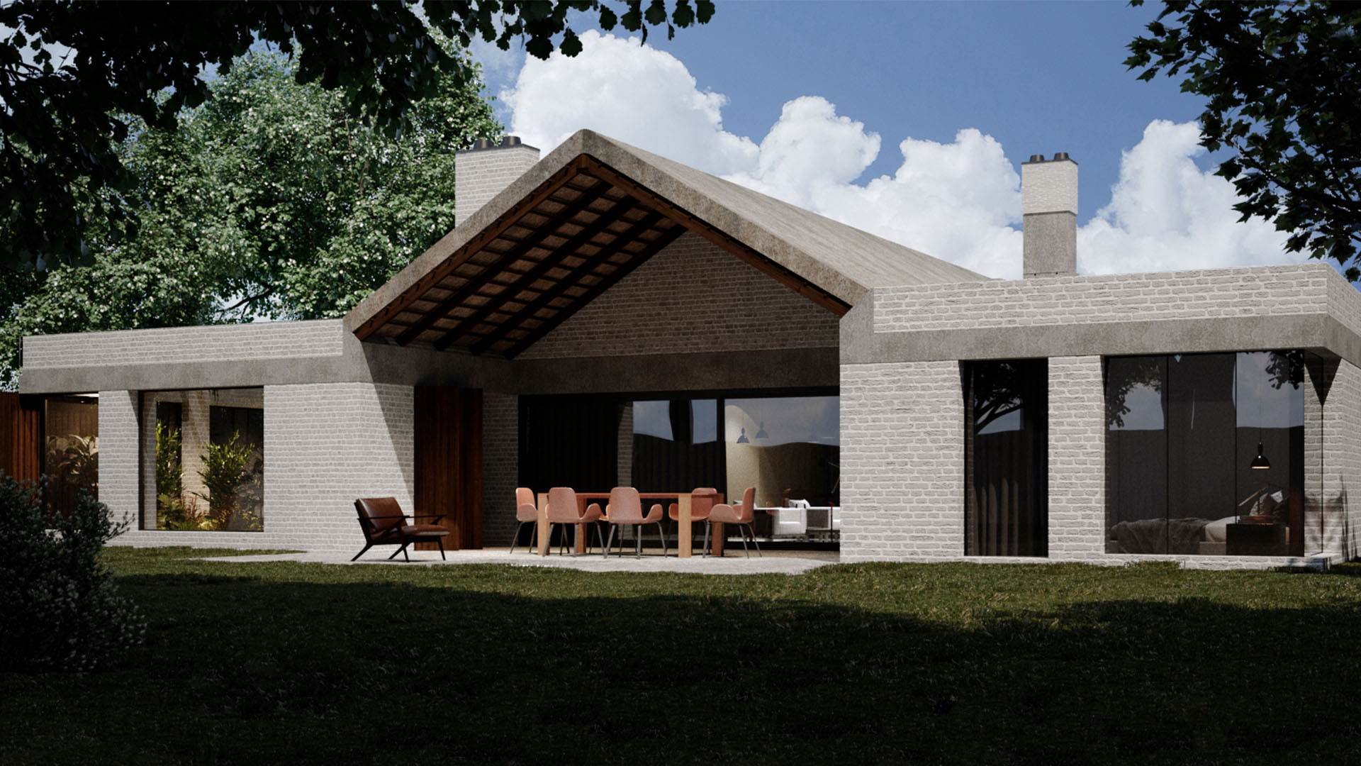 private house designing