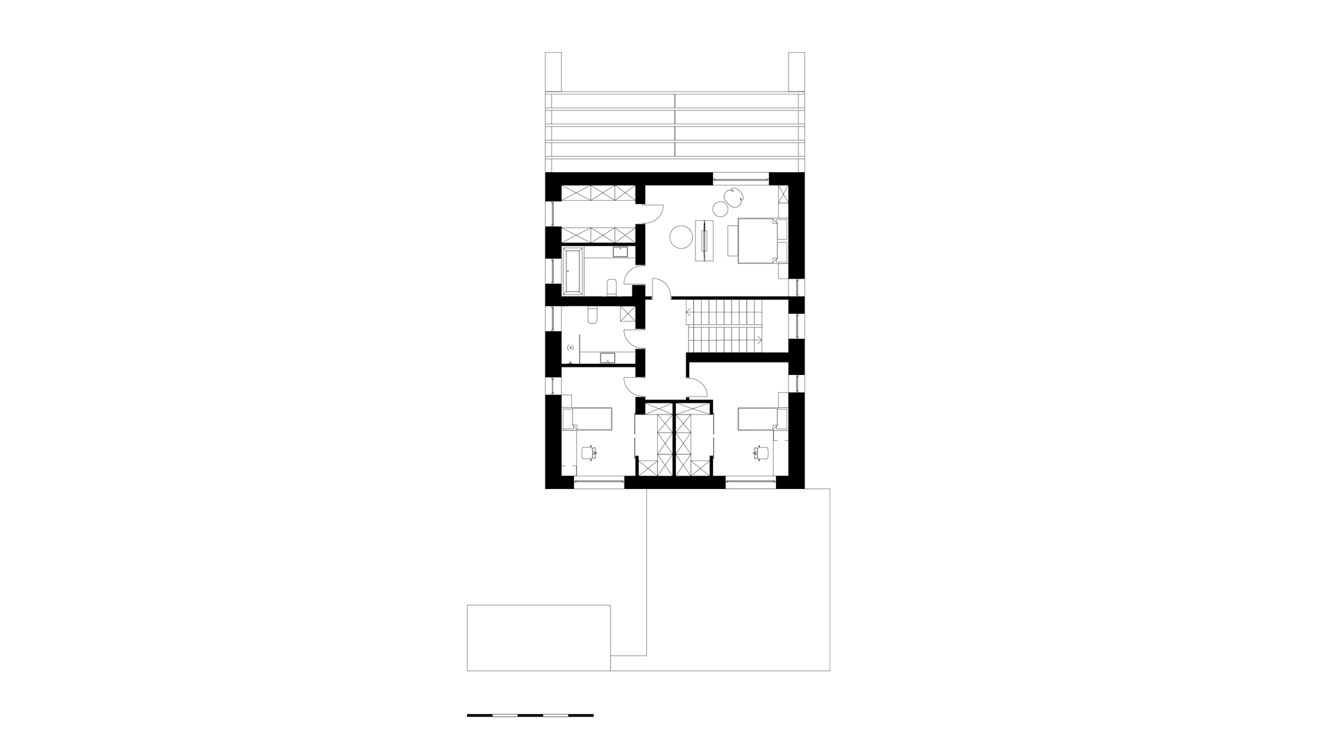 two-storey house plan