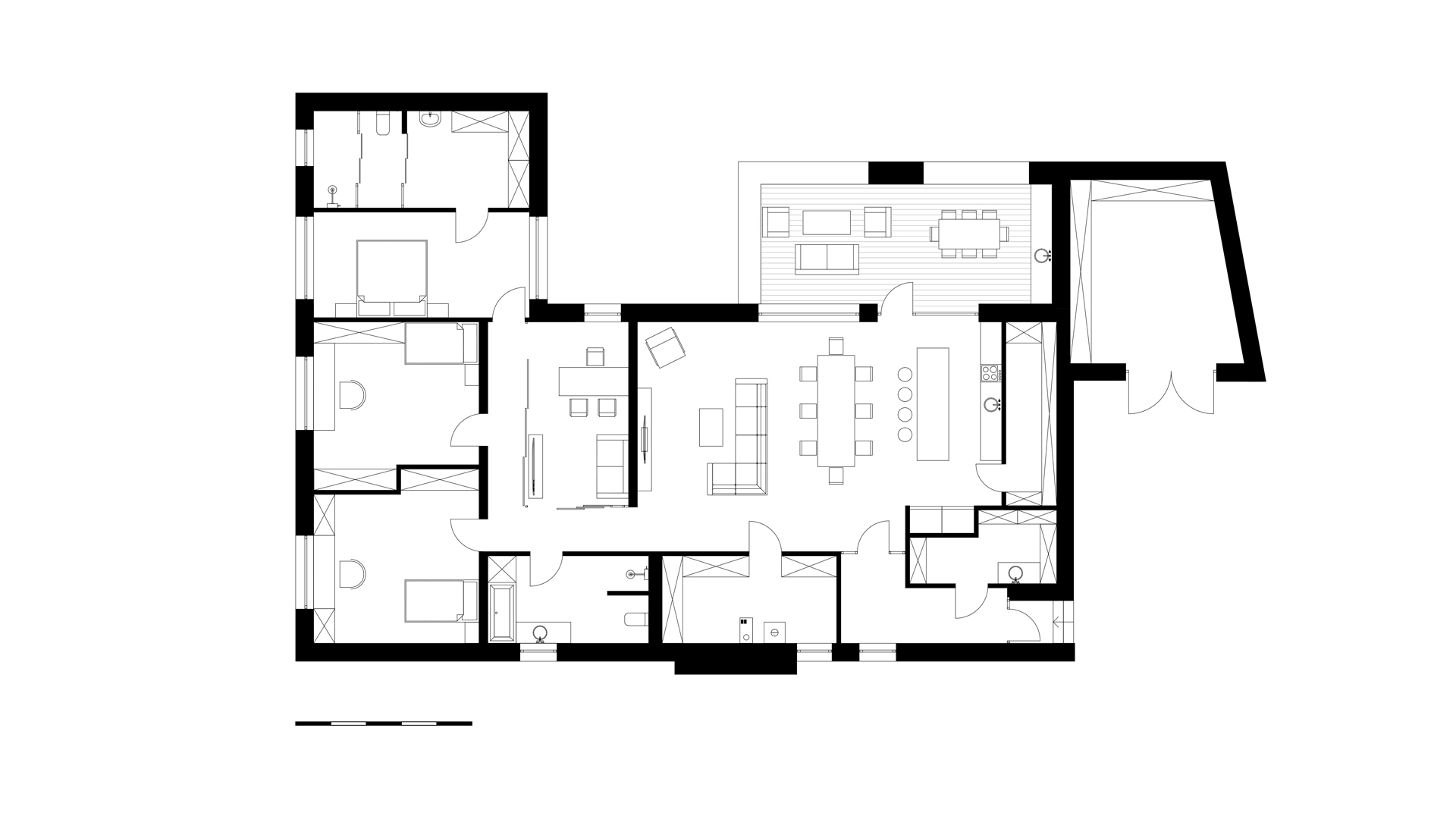 private house plan
