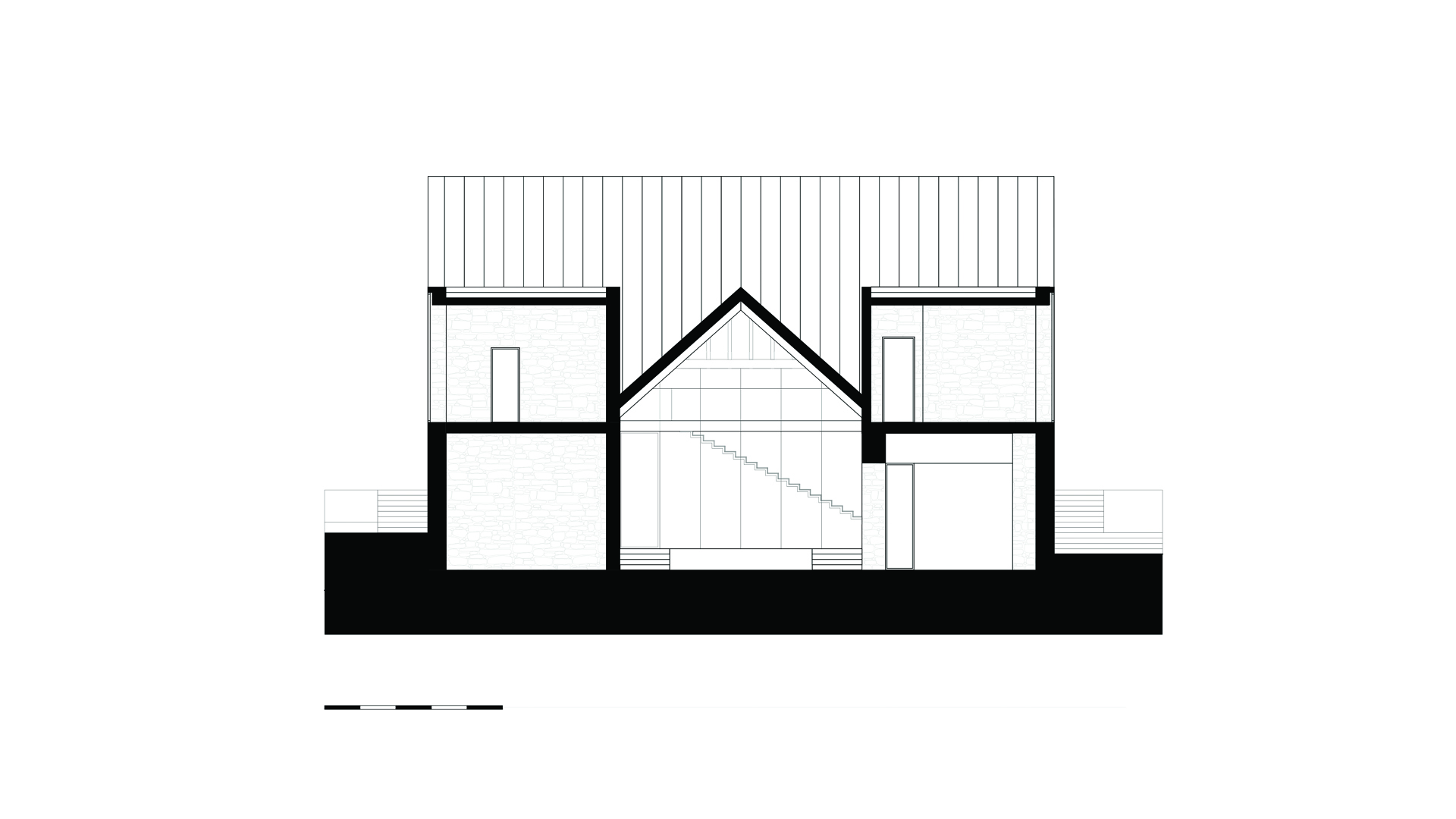 design of a private house