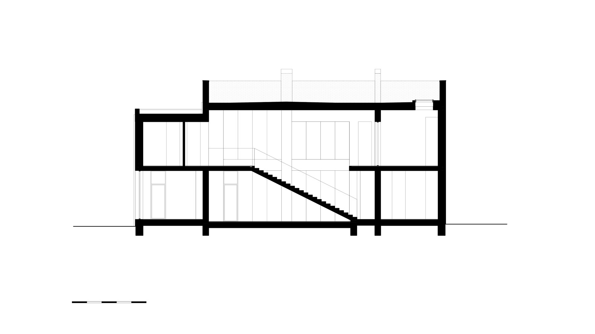 the design of the house