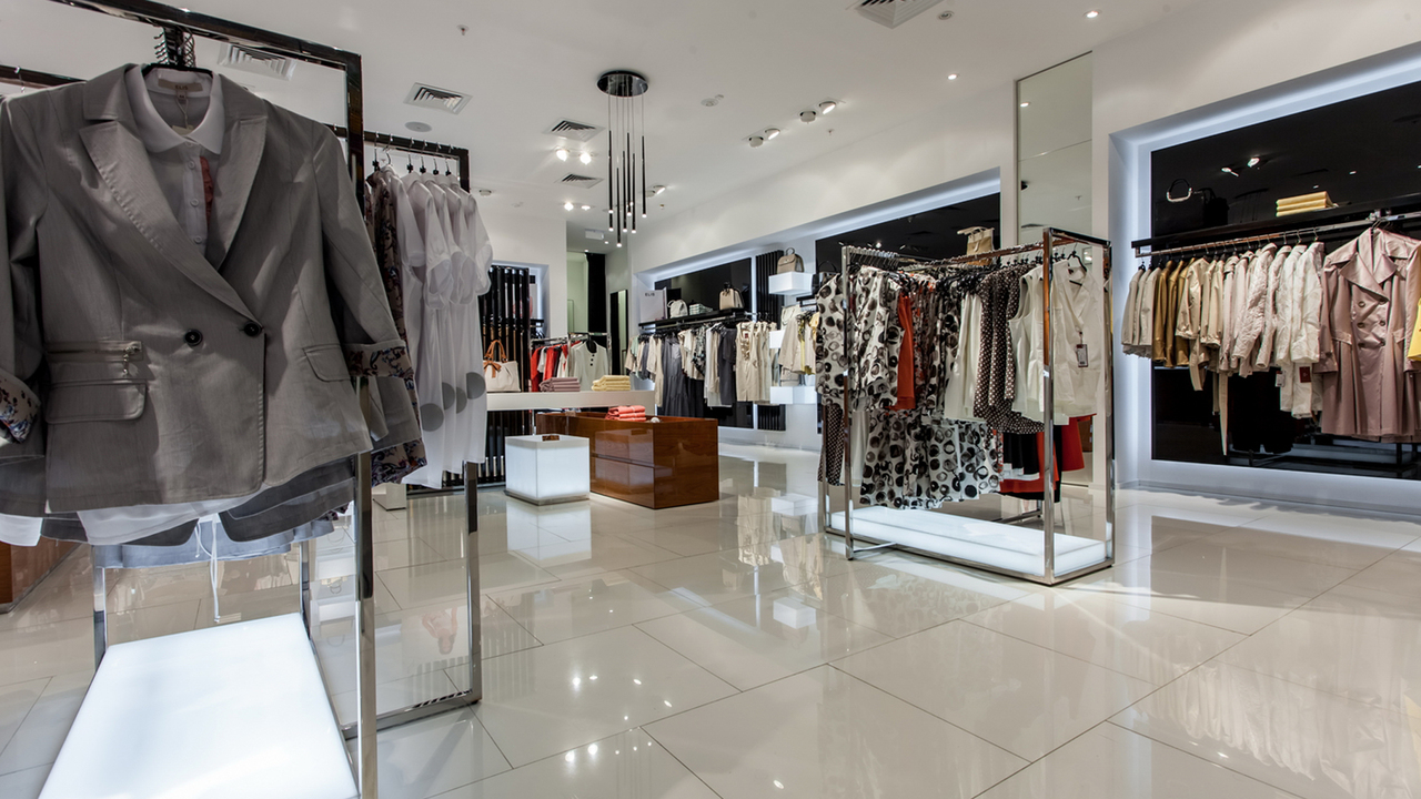 Elis shop interior design