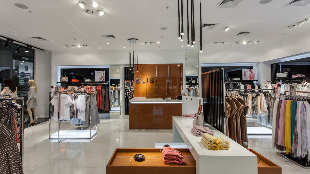 shop interior design