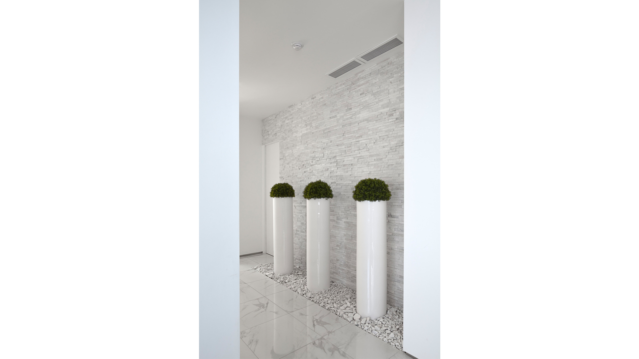 corridor in office interior design